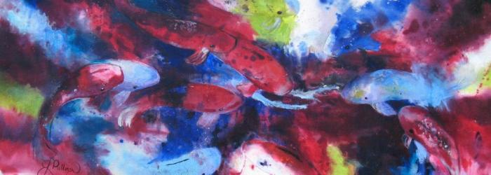 New Artist Linda Pullinsi